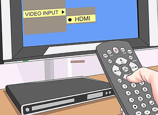 Bagaimana menghubungkan TV ke komputer melalui HDMI