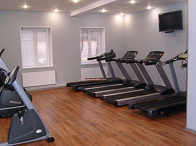Jenis simulator: simulator profesional untuk rumah dan gym