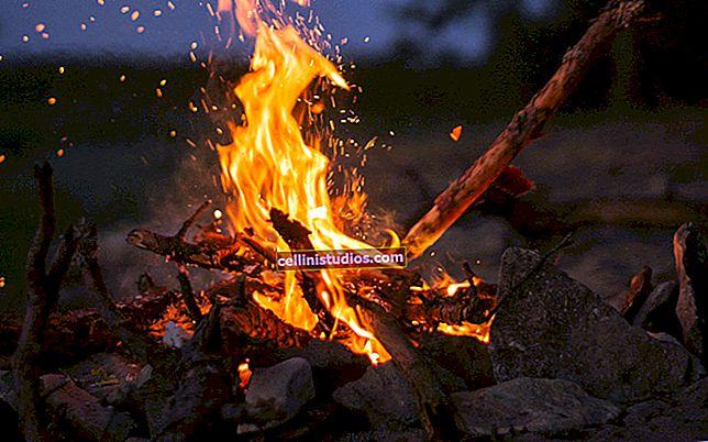 7 cara untuk menyalakan api - TANPA korek api atau korek api