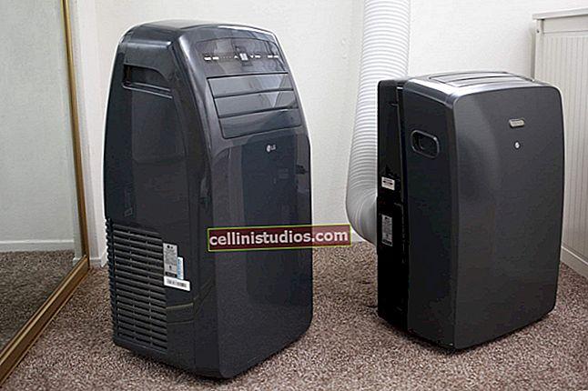 AC bergerak tanpa saluran: ulasan tidak mengesankan