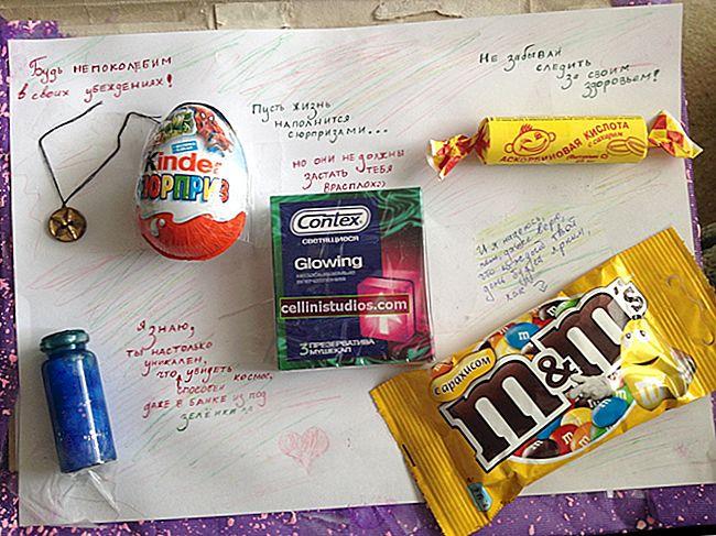 Apa yang harus diberikan ibu untuk ulang tahunnya: 20 hadiah menarik