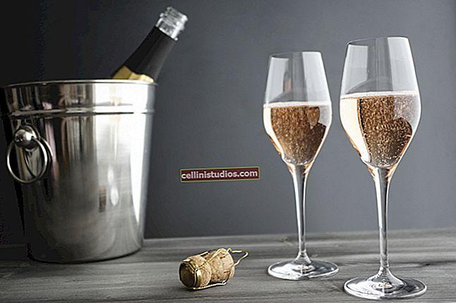 Apa itu Brut Champagne: Minuman itu dengan apa dan terbuat dari apa?