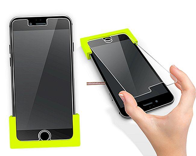 Cara menempelkan film di ponsel Anda tanpa membuat gugup dan merusak gadget
