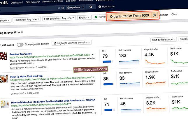 Telusuri berdasarkan halaman: 3 cara untuk langsung menemukan kata di situs web Anda