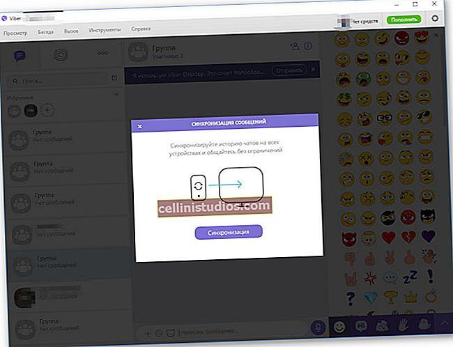 Cara menginstal Viber di komputer